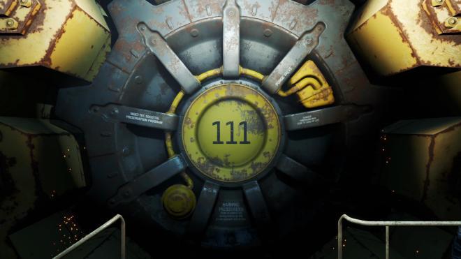 Fallout 4 vault