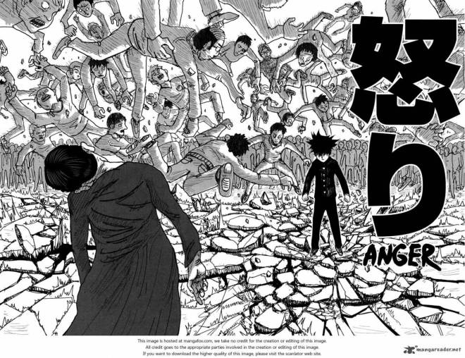 mob psycho 100 anger