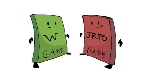 RPG vs. JRPG