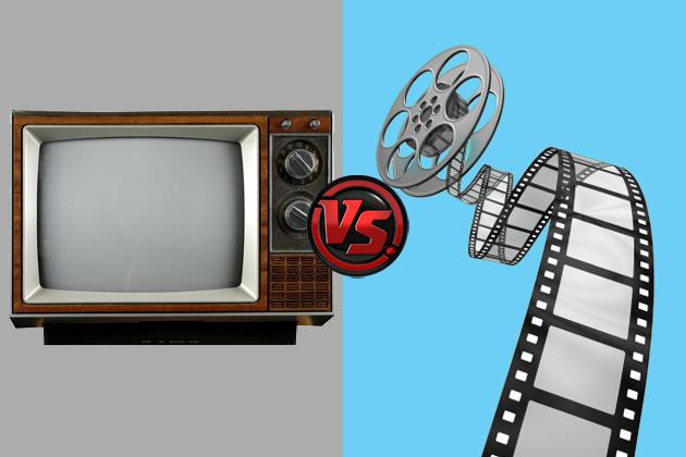 """Résultat de recherche d'images pour """"television vs cinema"""""""