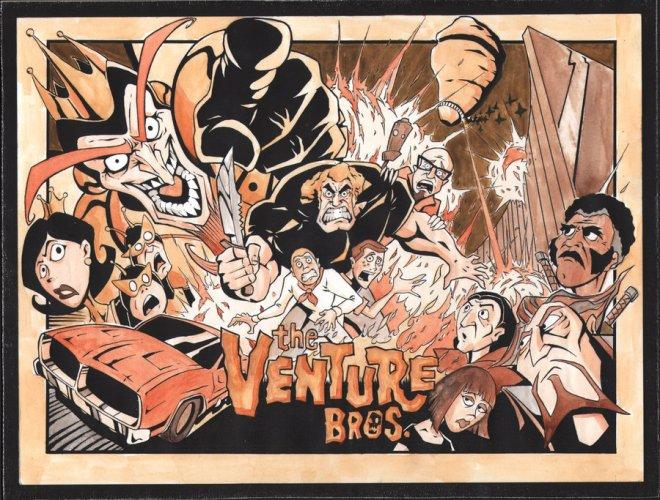 Venture Bros. 3
