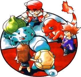Pokemon Red and Blue 2